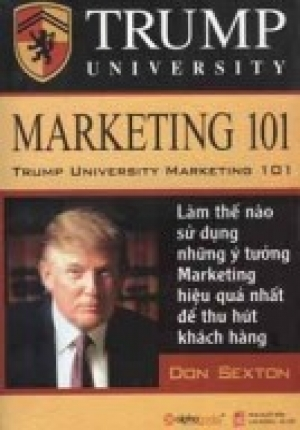 Trump University Marketing 101