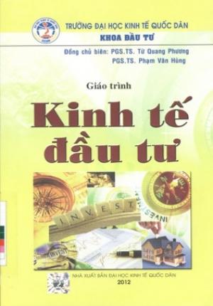 giáo trình KINH TẾ ĐẦU TƯ