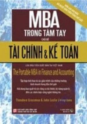MBA Trong Tầm Tay - Tài Chính Kế Toán