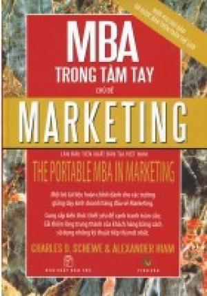 MBA TRONG TẦM TAY  CHỦ ĐỀ MARKETING (IN LẦN THỨ 4 TẠI VIỆT NAM)