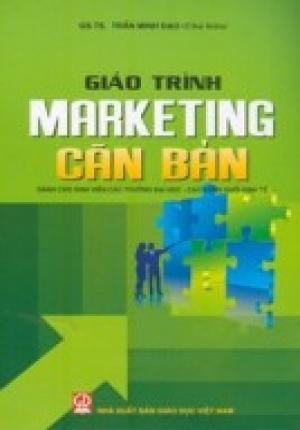 Marketing Căn Bản - Trần Minh Đạo