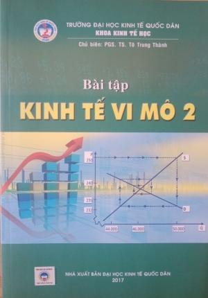 Sách Bài Tập Kinh Tế Vi Mô 2 (Đại Học Kinh Tế Quốc Dân)