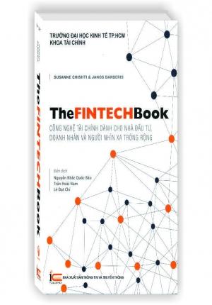 Sách The FintechBook Công nghệ tài chính dành cho nhà đầu tư