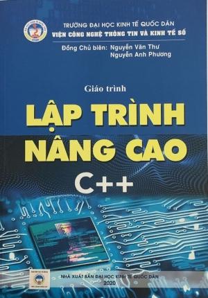 Sách - giáo trình lập trình nâng cao C++ (Đại học kinh tế quốc dân)
