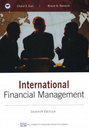 INTERNATIONAL FINANCIAL MANAGEMENT (CHEOL S. EUN – BRUCE G. RESNICK)