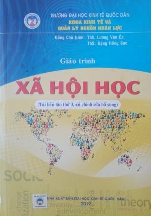 Sách Giáo Trình Xã Hội Học (Đại Học Kinh Tế Quốc Dân)
