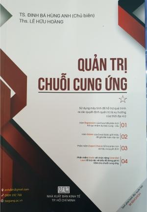 Sách – Quản Trị Chuỗi Cung Ứng – NXB Kinh Tế TPHCM